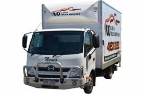 4.49 TON HINO — Mackay Cars for Hire in Mackay, QLD