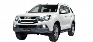 Isuzu_MUX | NQ Truck And Car Rentals